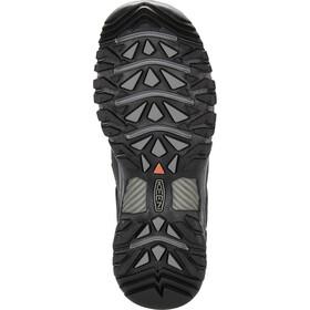 Keen Targhee EXP WP Chaussures Homme, black/steel grey